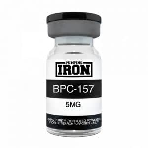 pumping iron peptides bpc 157