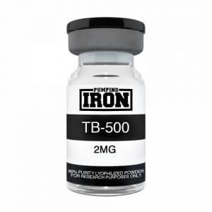 pumping iron peptides tb 500