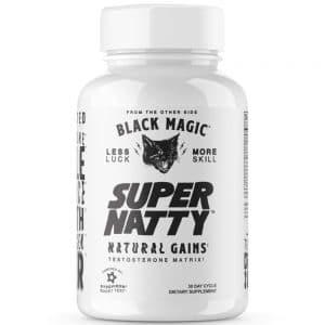 Black Magic Super Natty Testosterone Booster