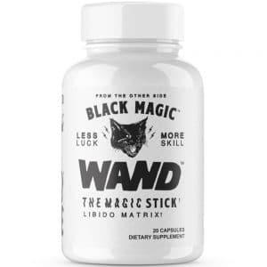 Black Magic Wand Libido Matrix