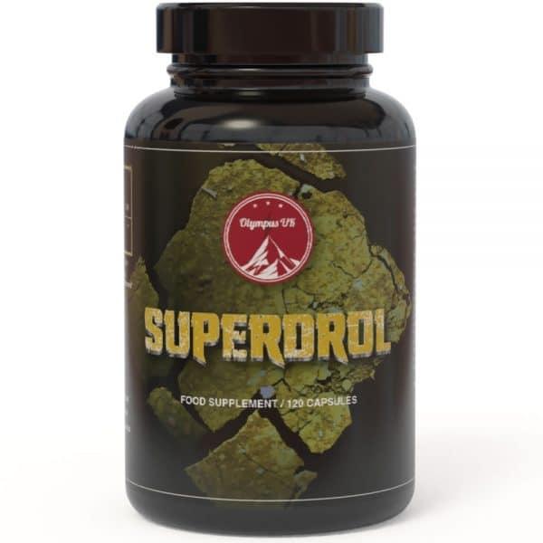 Olympus Labs Sup3rdrol (Olympus Labs Sup3rdrol (Superdrol) Prohormone