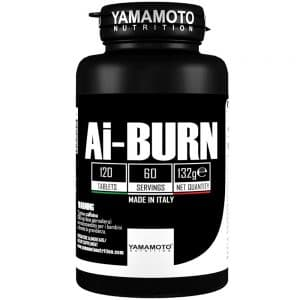 Yamamoto Nutrition Ai-Burn Fat Burner (120 tabs)