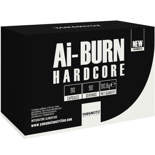 Yamamoto Nutrition Ai-Burn Hardcore Fat Burner