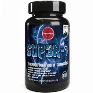 Olympus Labs Sup3r-7 Non-Stimulant Fat Burner