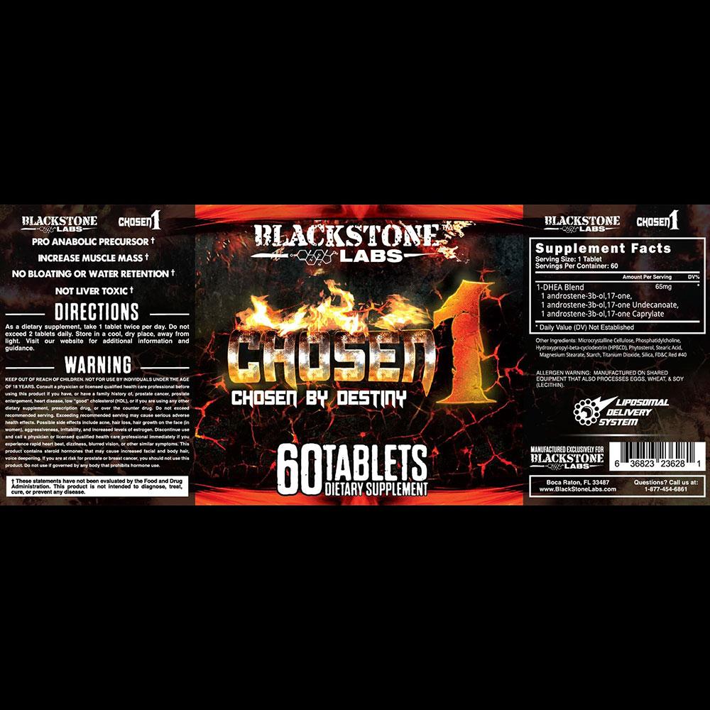 Blackstone Labs Chosen 1