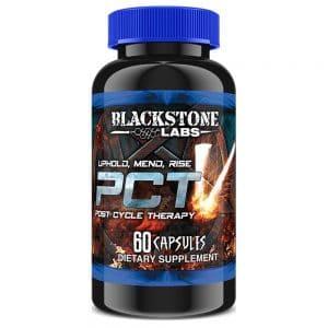 Blackstone Labs PCT V Natural Testosterone Booster
