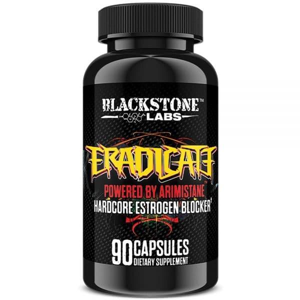 blackstone labs eradicate arimistane estrogen blocker