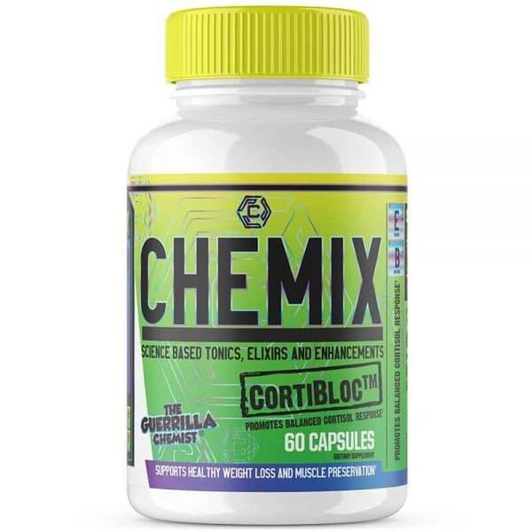 chemix supplements cortibloc cortisol blocker