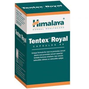 himalaya tentex royal erectile dysfunction libido booster for men