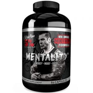 Rich Piana 5% Nutrition Mentality Nootropic