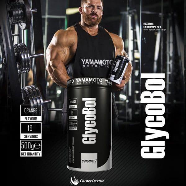 yamamoto nutrition glycobol highly branched cyclic cluster dextrin flex lewis