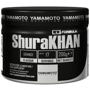 yamamoto nutrition shurakhan 200g pre workout