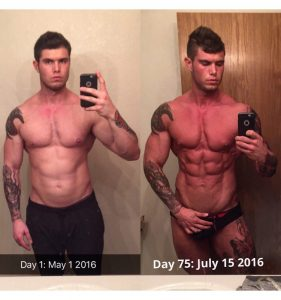 Ostarine Before & After (11-Week Cycle)