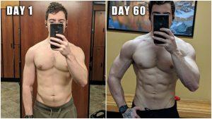 RAD-140 Before & After (8-Week Cycle)
