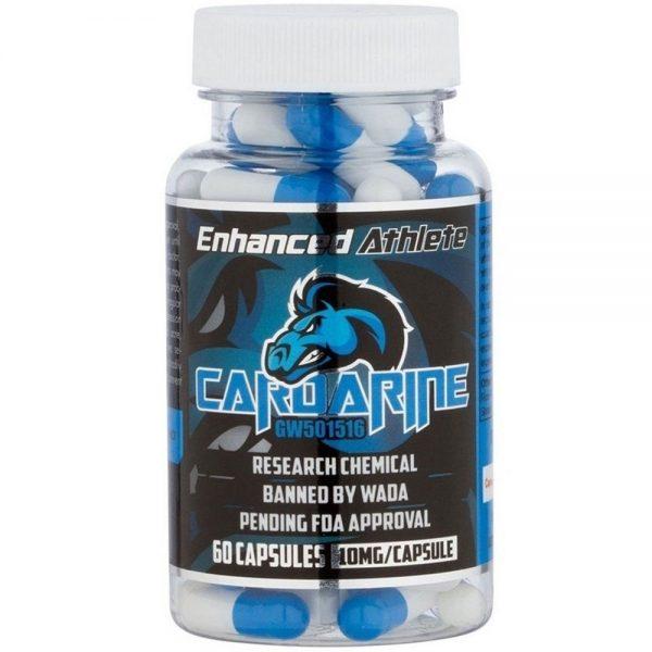 Enhanced Athlete Cardarine (GW-501516) 10mg x 60