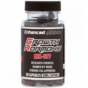 Enhanced Athlete MK-677 (Ibutamoren) 10mg x 60