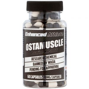 Enhanced Athlete Ostarine (MK-2866) 10mg x 60