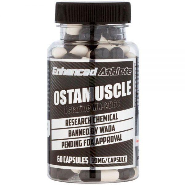 Enhanced Athlete Ostarine (MK-2866) 10mg x 60