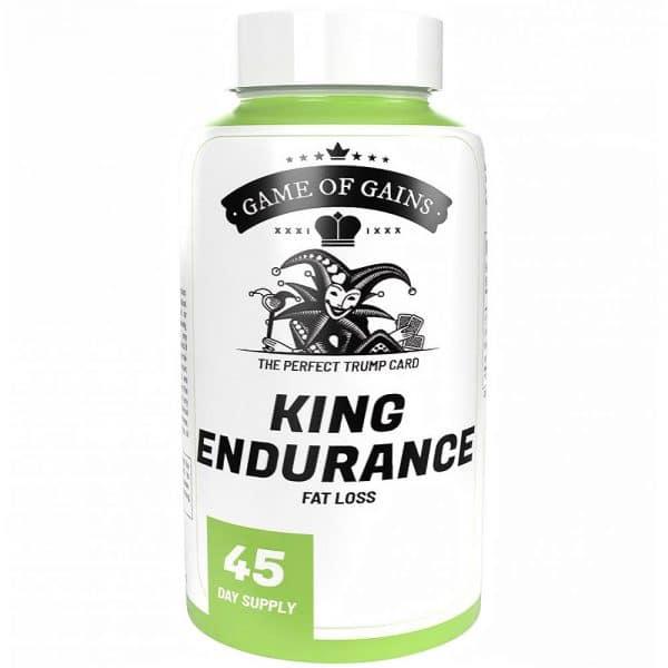 Game of Gains King Endurance (Cardarine) 7mg x 90