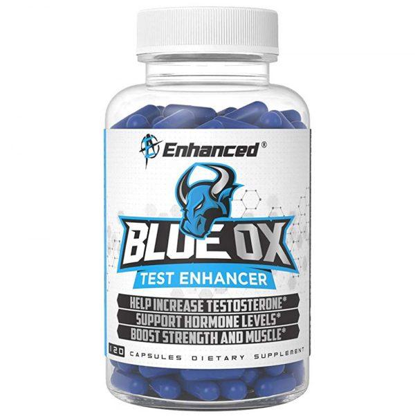 Enhanced Athlete Blue Ox Test Booster