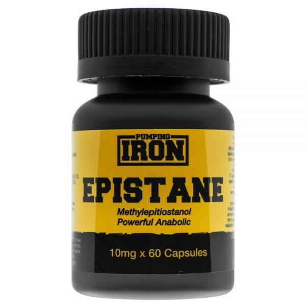 Pumping Iron Epistane 10mg x 60