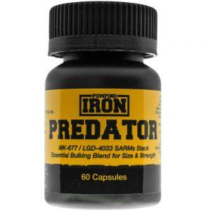 Pumping Iron Predator (MK-677/LGD-4033)