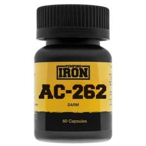 Pumping Iron AC-262 - 10mg x 60 Capsules