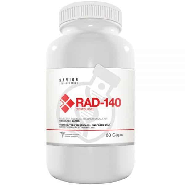 Savior Research RAD-140 (Testolone)