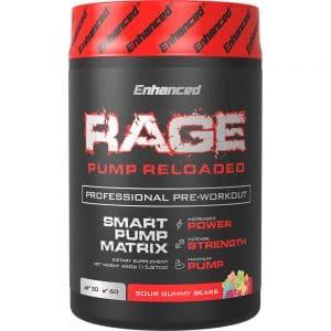 Enhanced Rage Pump Reloaded