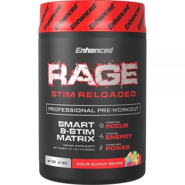 Enhanced Rage Stim Reloaded