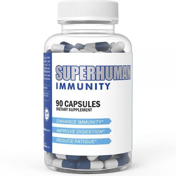 SuperHuman Immunity