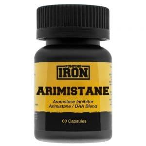 Pumping Iron Arimistane/DAA