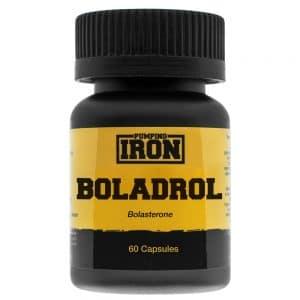 Pumping Iron Boladrol