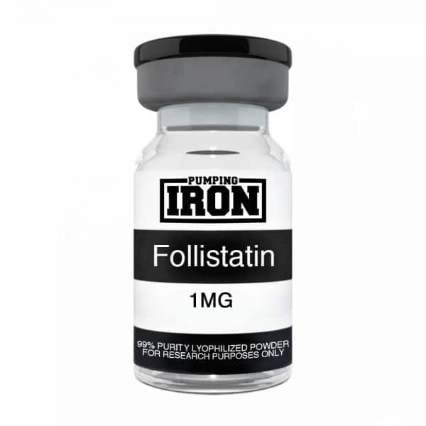 Pumping Iron Follistatin 344 - 1mg