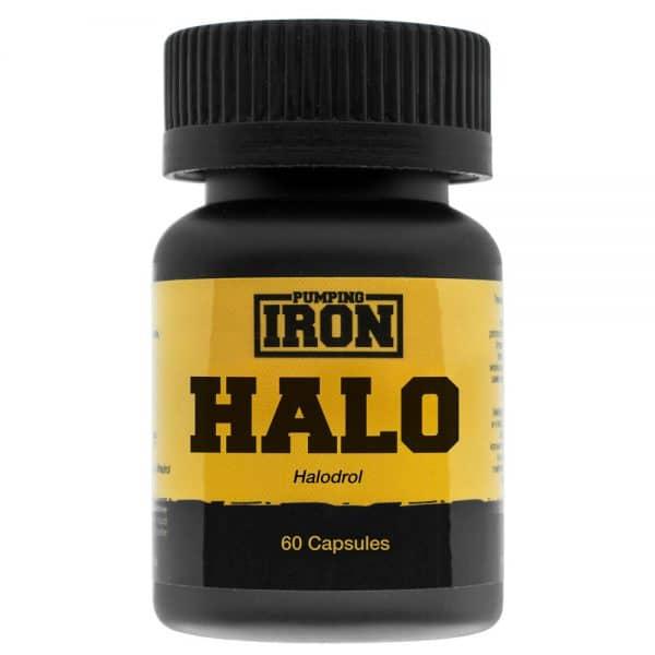 Pumping Iron Halo (Halodrol) - 20mg x 60