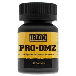 Pumping Iron Pro DMZ