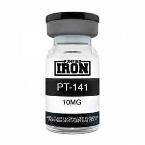 Pumping Iron PT-141 (Bremelanotide) 10mg