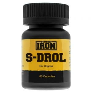 Pumping Iron S-DROL Original Superdrol