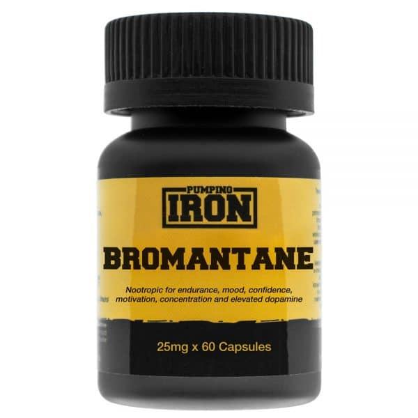 Pumping Iron Bromantane 25mg