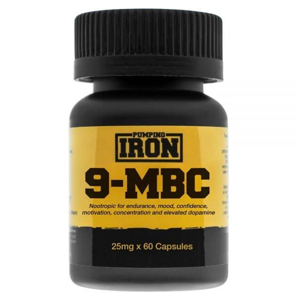 Pumping Iron 9-MBC - 25mg