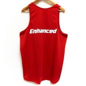 Enhanced Vest (Red)