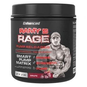Enhanced Ramy's Rage Pre-Workout